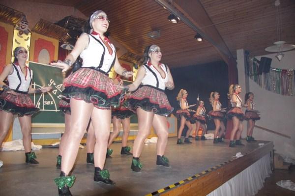 """""""Freaky School Day"""" 2010/2011 - 2. Platz in Wächtersbach; 6. Platz bei der Show-Dance-Night Esselbach"""
