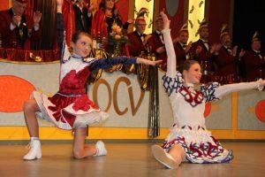Alexandra und Thea 2009/2010
