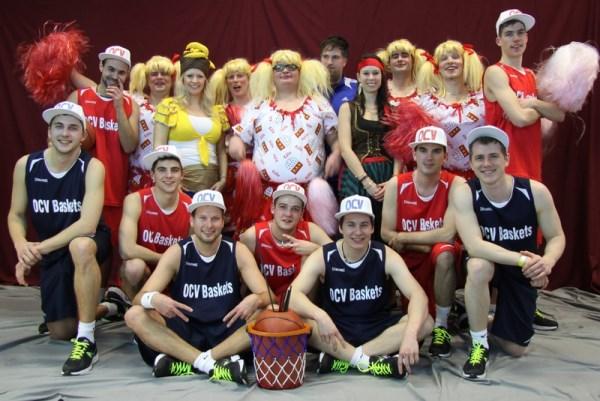 """""""OCV-Baskets"""" 2014/2015"""