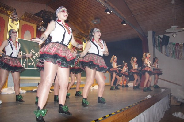 """Freaky School Day"" 2010/2011 - 2. Platz in Wächtersbach; 6. Platz bei der Show-Dance-Night Esselbach"